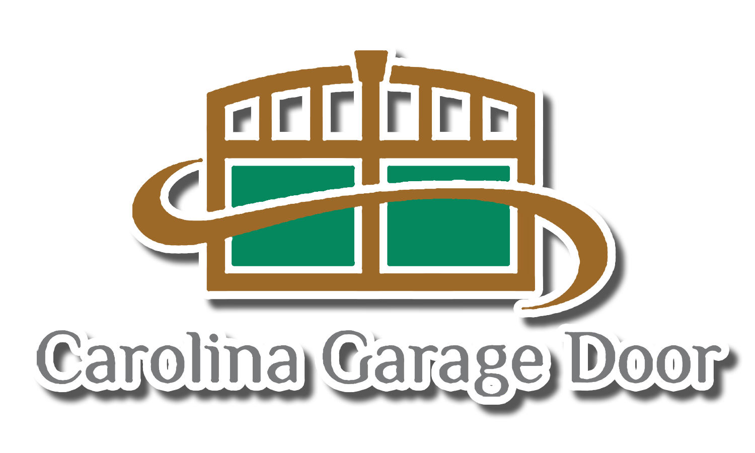 Awesome Carolina Garage Door Logo 1.png